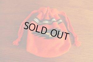 画像1: チマヨ TRUJILLO'S(トルフィリオス)巾着バッグ 赤 Sサイズ